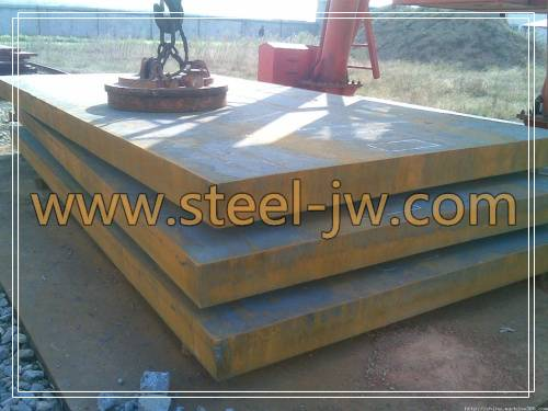 ASTM A387 Grade 91 steel plates for pressure vessels