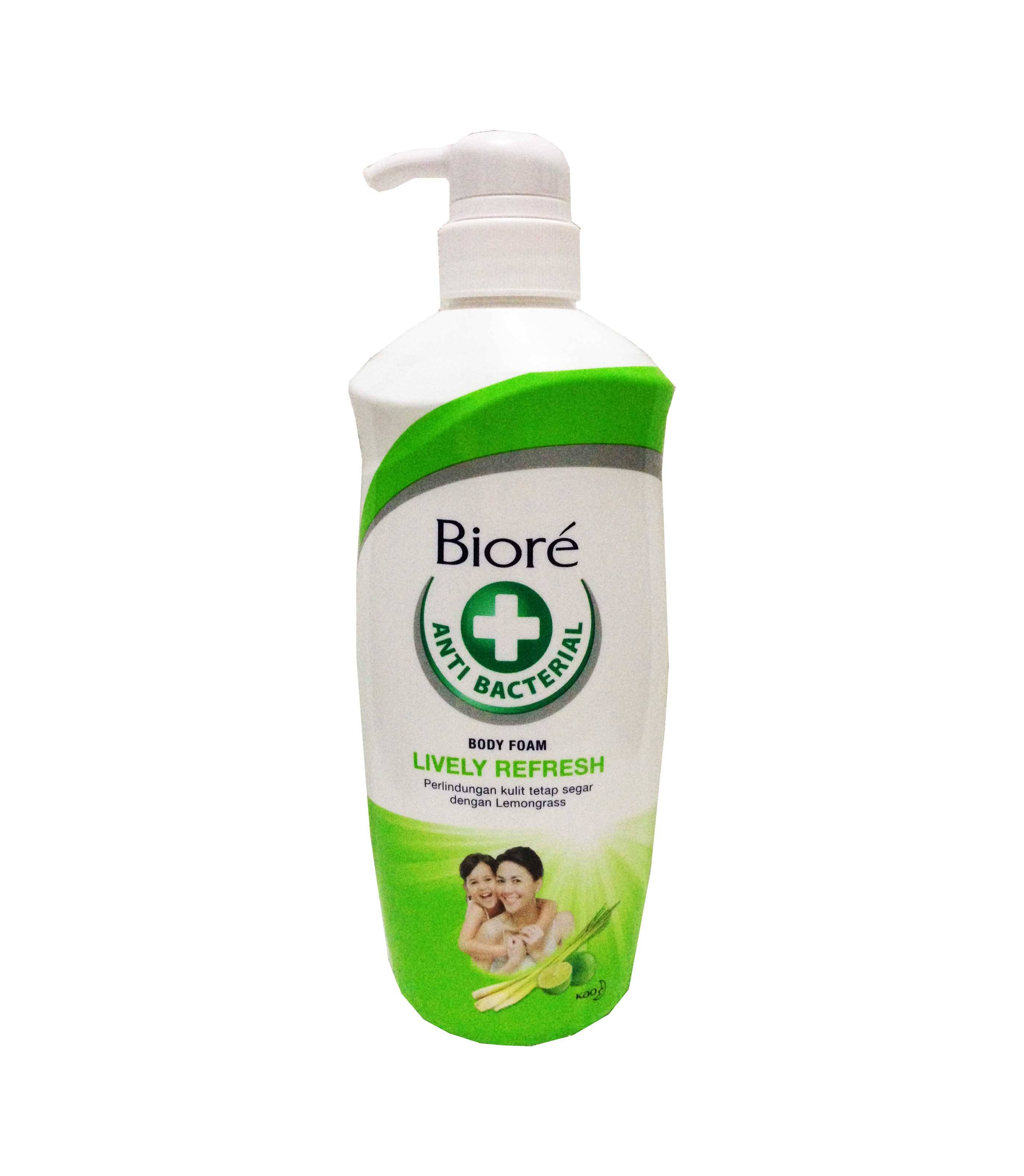 Biore Body Foam 600ml