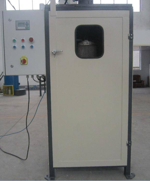 Laboratory test coating machine