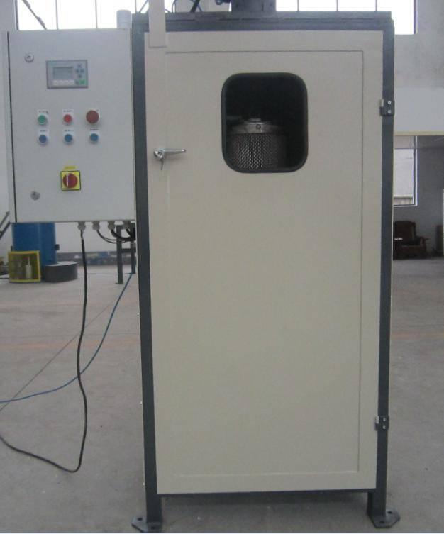 DIP Spin Coating Machine for Lab / Zinc Flake Coating Machine /Fastener Coating Machine