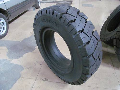 ANair Solid Tire 10.00-20, for Forklift and other industrial