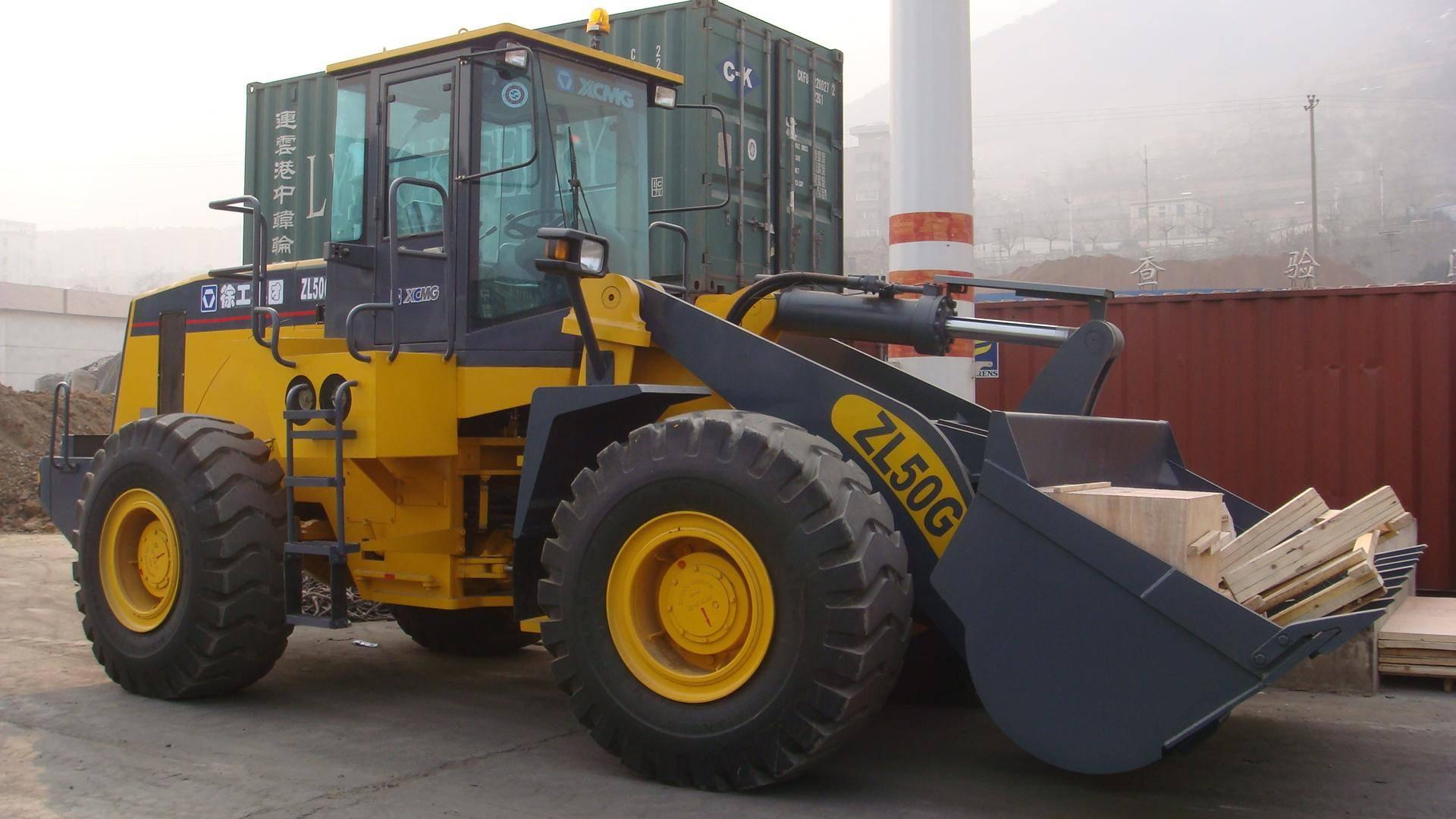 XCMG 5t wheel loader ZL50G