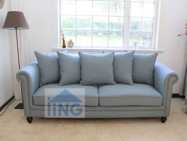 SL-1618 uphostery furniture living room sofa set