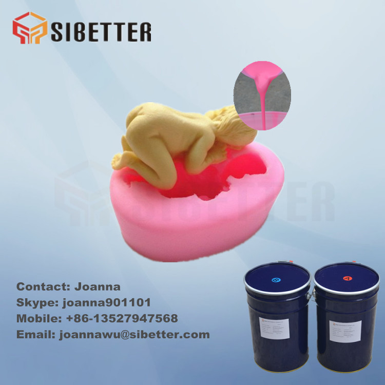 Mould Making Liquid Silicone Rubber for Silicone Body Parts Molds
