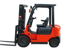 Diesel Powered Forklift Truck from China Reach Stacker