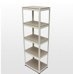 Boltless DIY Angle - Five-Story Shelf