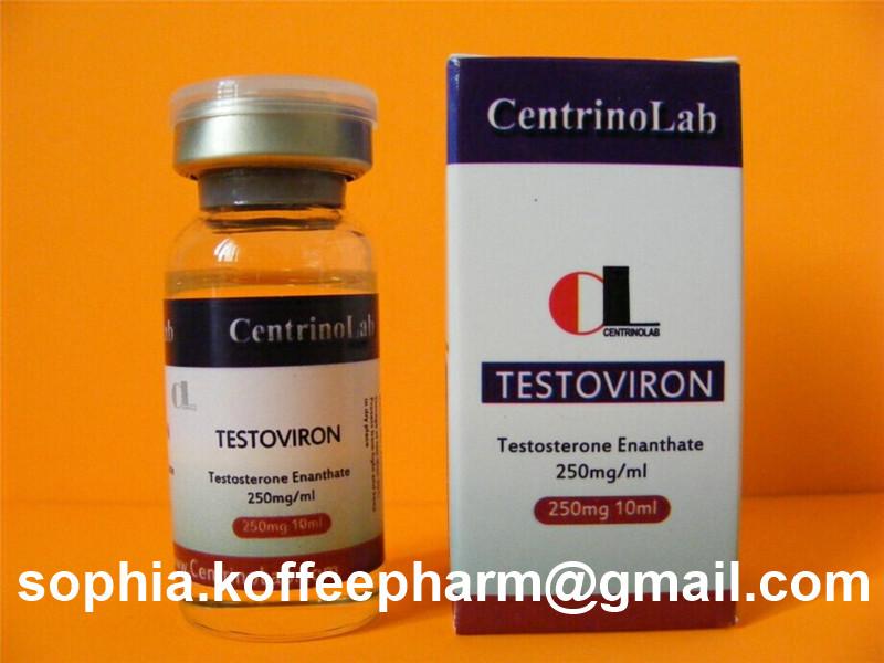 Testosterone Enanthate (TE 250) (250mg/ml,10ml/bottle) for sale