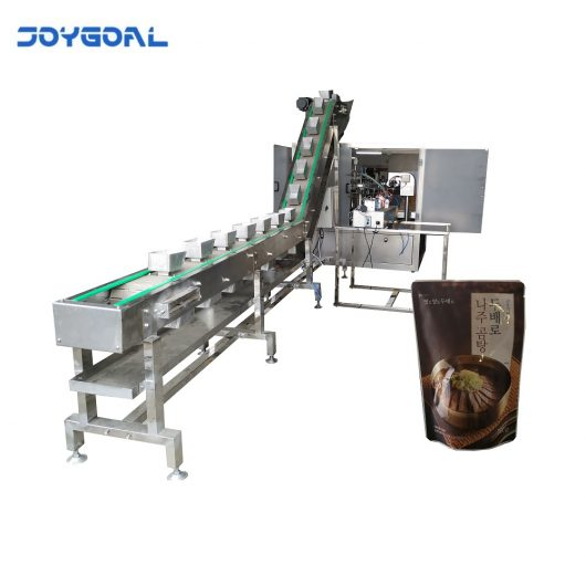 Automatic pouch packing machine manufacturers in China