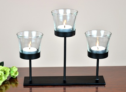 home decoration table candle holder candle stick