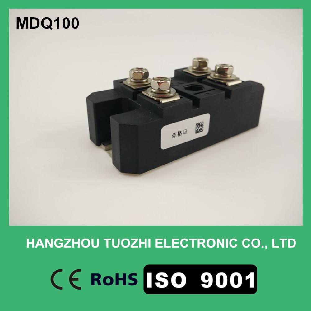 Single phase rectifier bridge module MDQ100A1600V