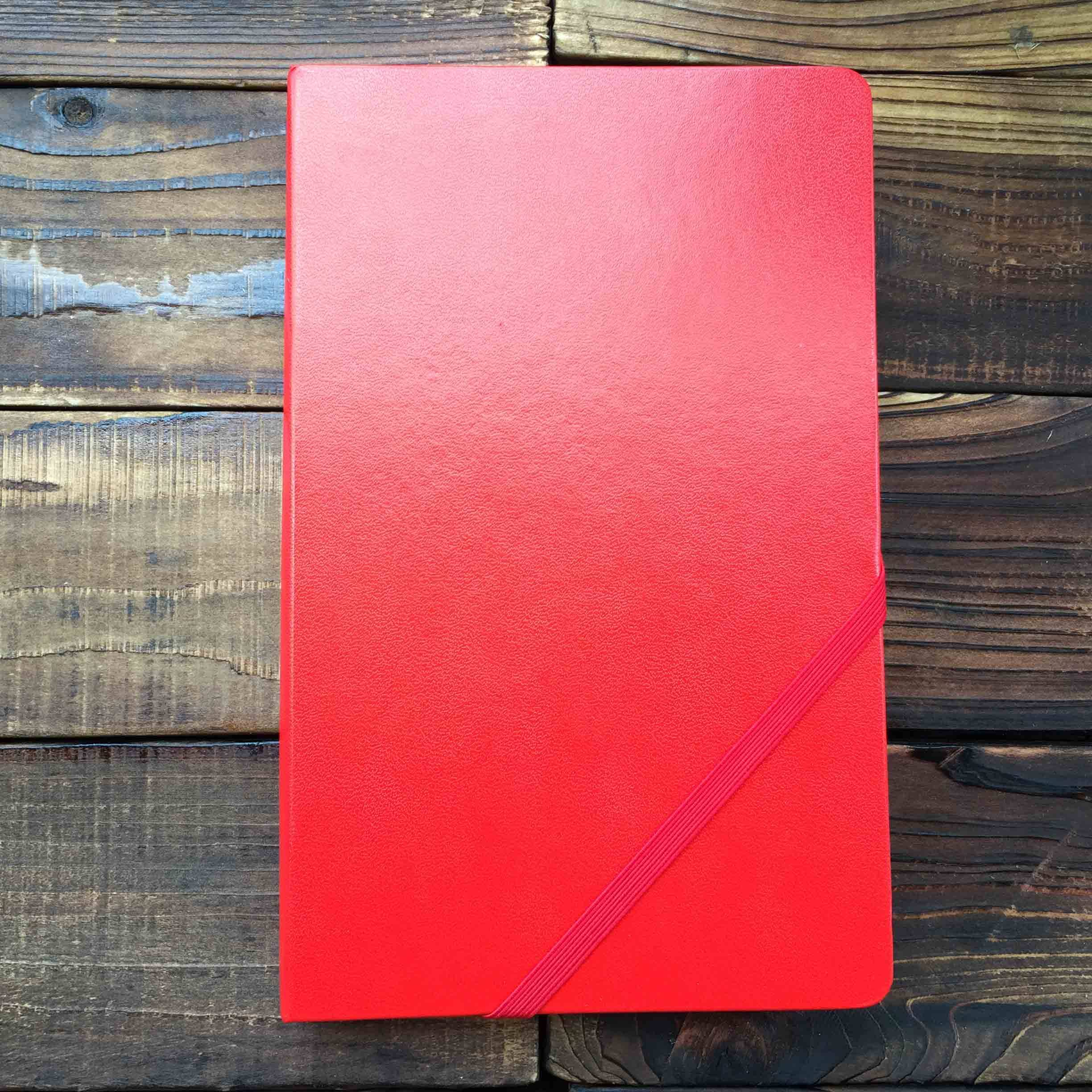 boke stationery produce a5 hardcover notebooks
