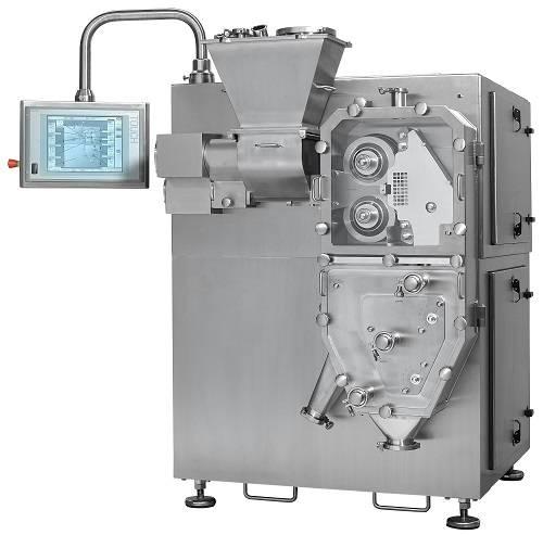 Powder roller compactor