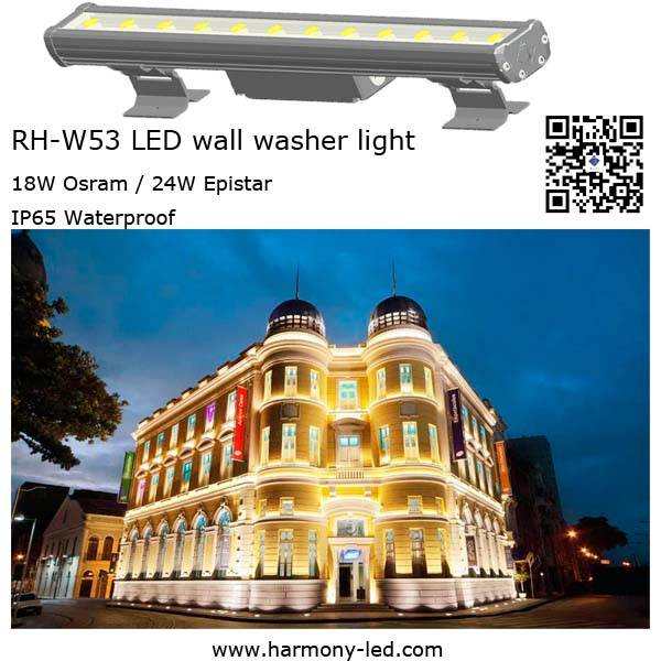 Gorgeous City Color 10W IP 65 LED Strip Light