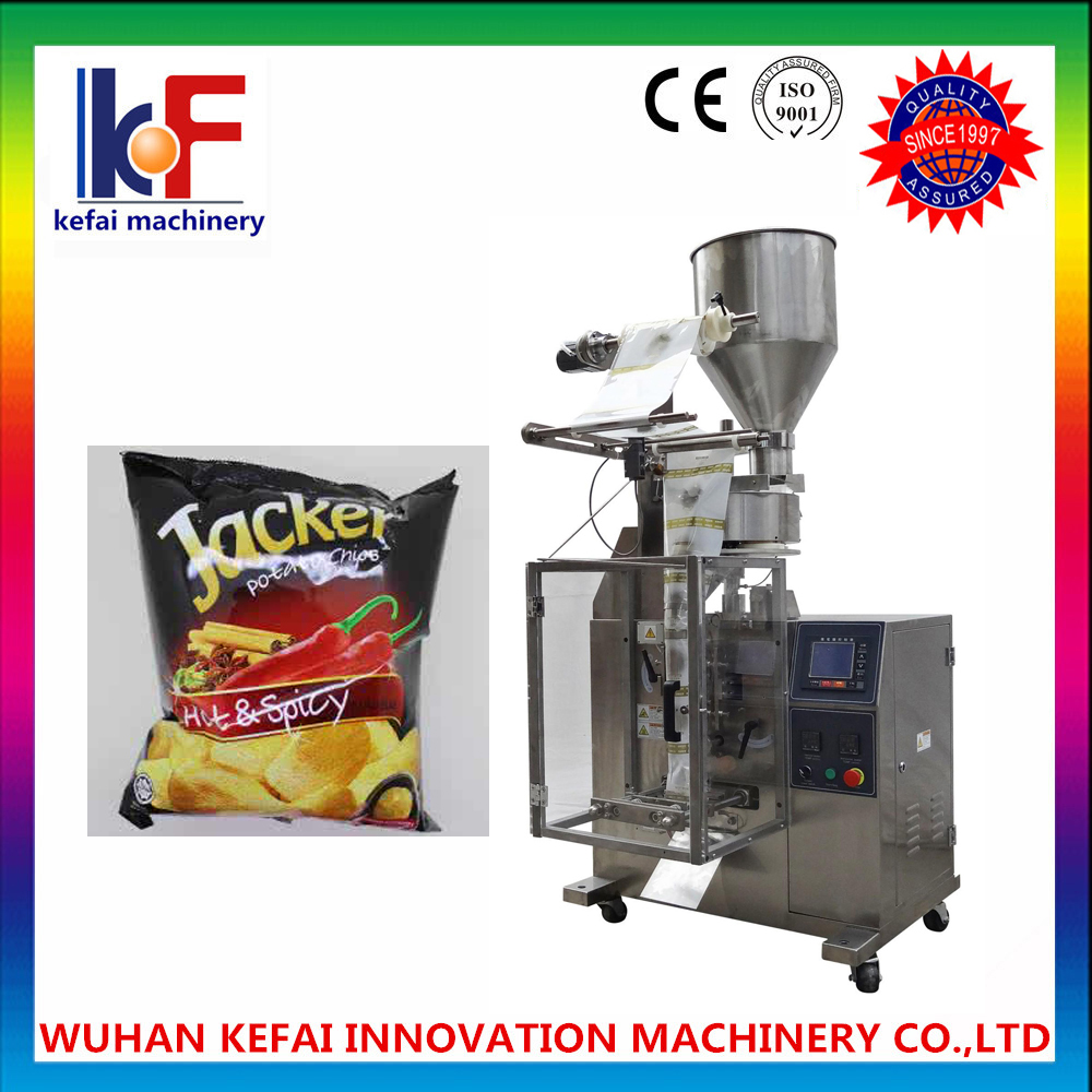 Puffed Rice Packing Machine(10 Head Electronic Weighing Scale)
