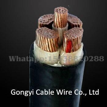 0.6/1KV Copper XLPE Insulated Cable