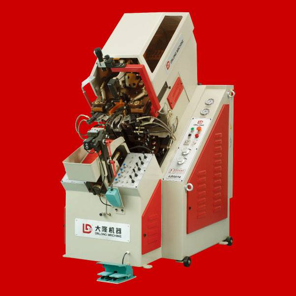 LD-587A 9-Pincer Automatic Hydraulic Toe Lasting Machine
