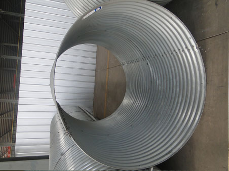 Bolted Nestable Metal Culvert PipeCorrugated Metal Culvert suppliers in China