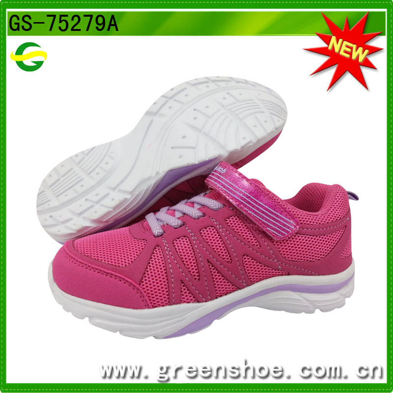 Well-selling customizable children sport shoes