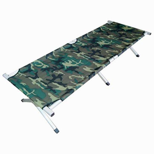 Folded Bed For Army