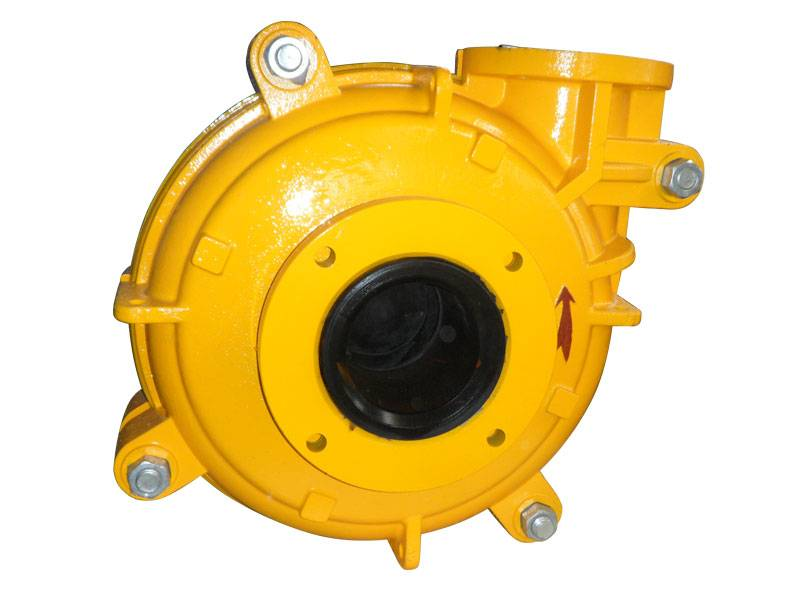8X6E-AH High Head Chrome Alloy Horizontal Centrifugal Mining Slurry Pump