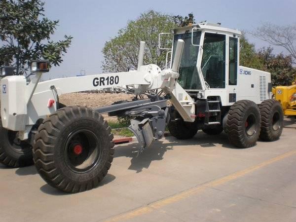 motor grader  GR180