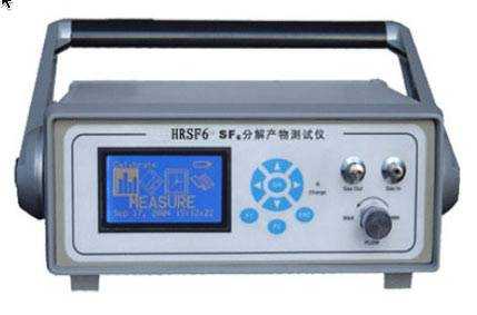HRSF6 high-precision SF6 gas discharge decomposition products analysis tester