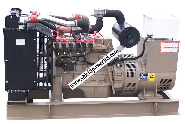 Gas generator set manufacturer from 20KVA-400KVA