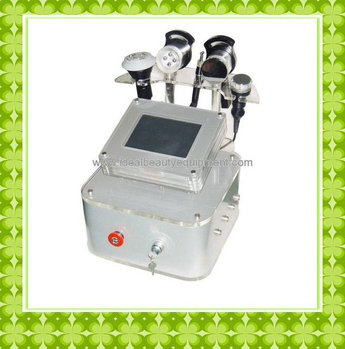 Vacuum RF Cavitation Cryotherapy Slimming machine (S023)