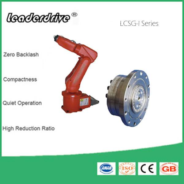 High Torque & Precision Harmonic Gear Drive Speed Reducer for Industrial Robotics Wrist