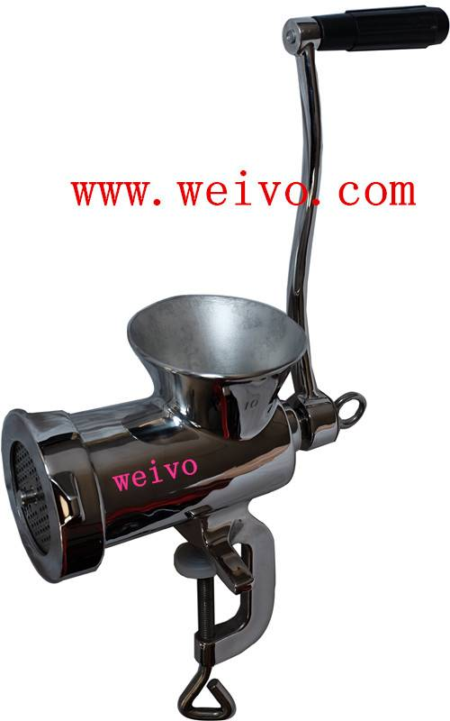10# Stainless Steel Meat Mincer
