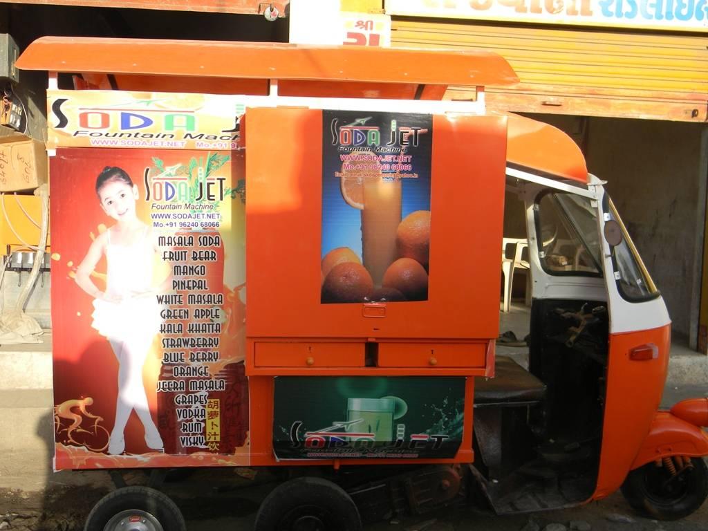 mobile soda shop