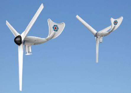 100W off-Grid Horizontal-Axis Wind Turbine Generator