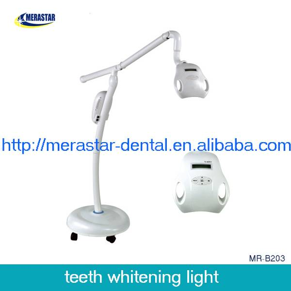 MR-B203 floor style model LED teeth whitening lamp/teeth whitening light/teeth whitening machine/tee