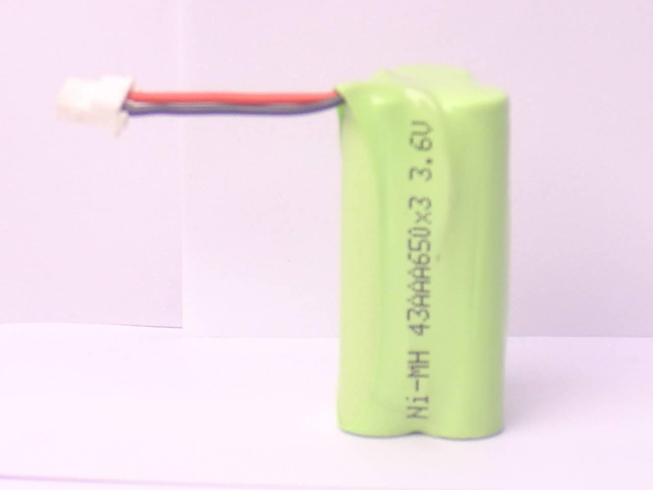 1.2V AAA 500mAh 600mAh 700mAh 800mAh Nimh battery
