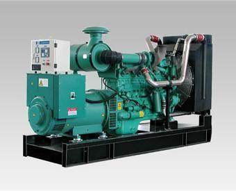 Cummins Diesel Generator Set 90kw Generating Machine Power Plant Fuel Generator Set