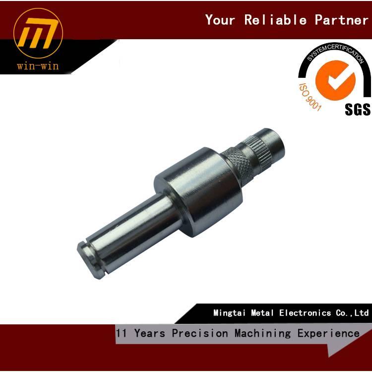 ISO 9001 standard OEM nice precision cnc machining SS316L shafts