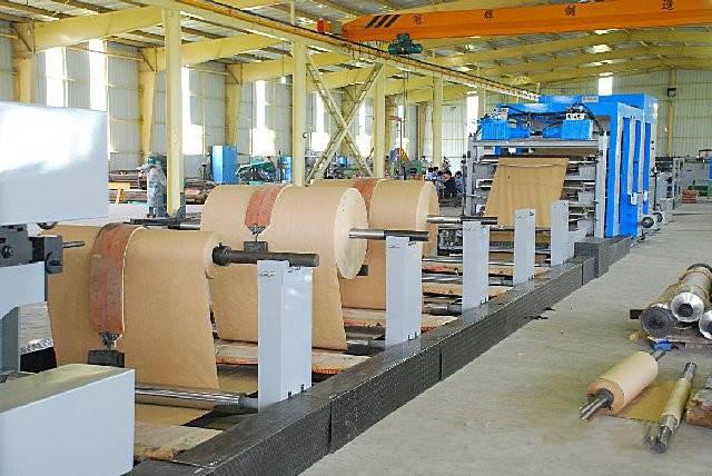 cement paper bag making machine - DANZY co.,ltd
