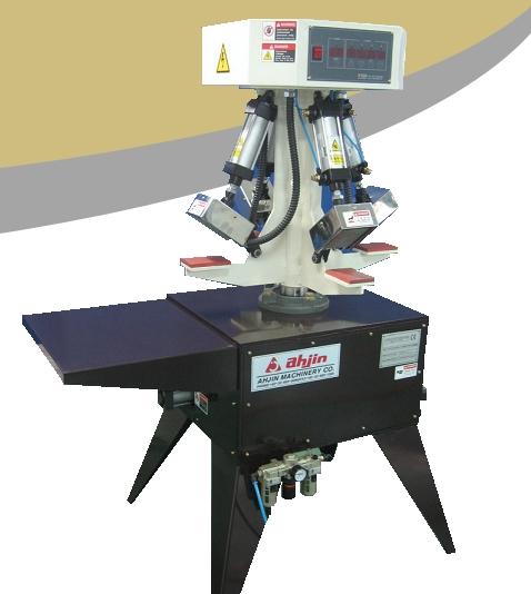 Fully Automatic Heat-Transfer Label-printing Machine (ajm-2705s)