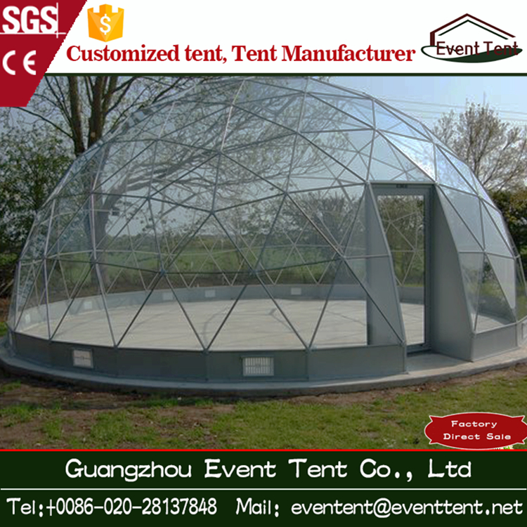 High quality low price geodesic dome tent for outdoor camping for sale