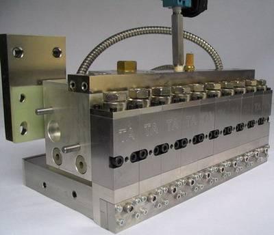 foam machine (Fiber Applicator)