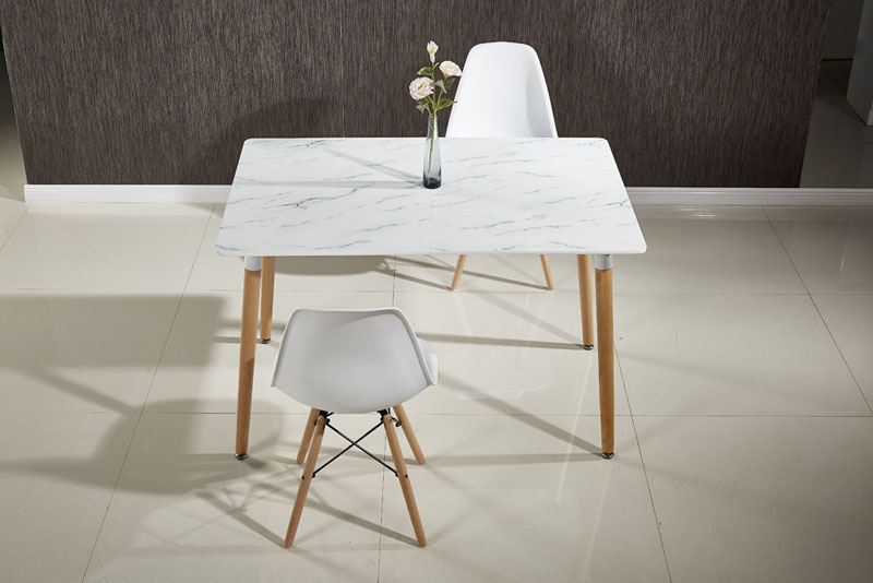 Dining Room Furniture Newest Design Wood Dining Table