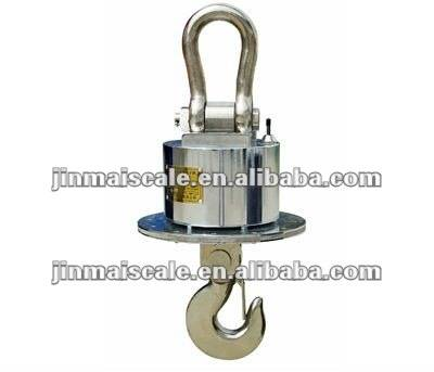 30t electronic Hanging Crane Scale Wireless