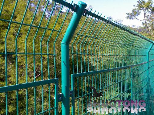 shuotong wire mesh fence