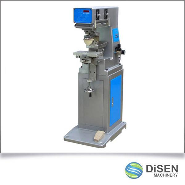 One color pad printing machinery