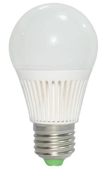 5w Plastic and Ceramic LED Bulb Light