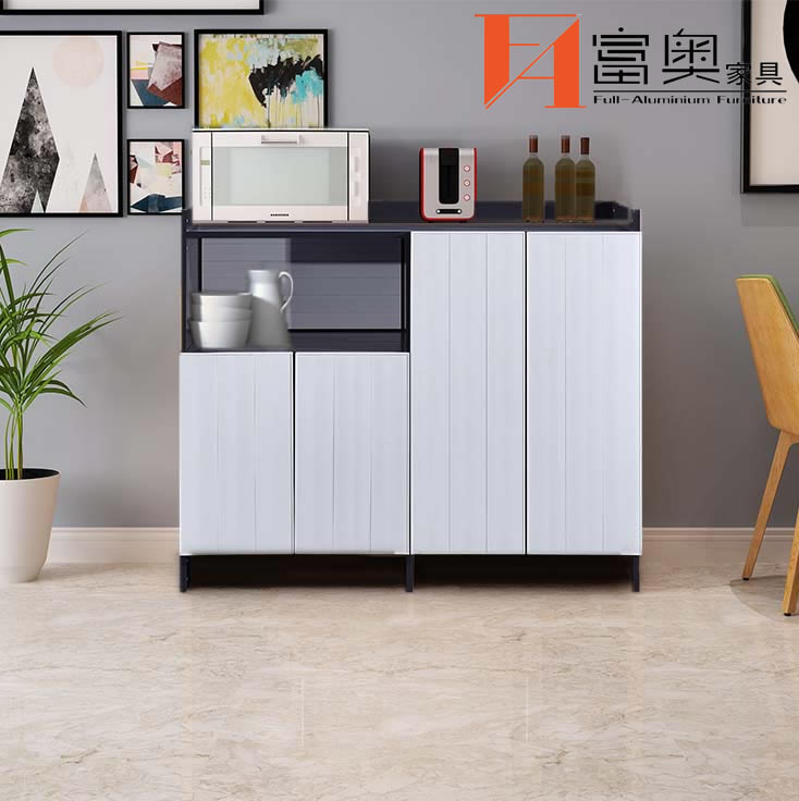 Metal Living Room Furniture Side Cabinet