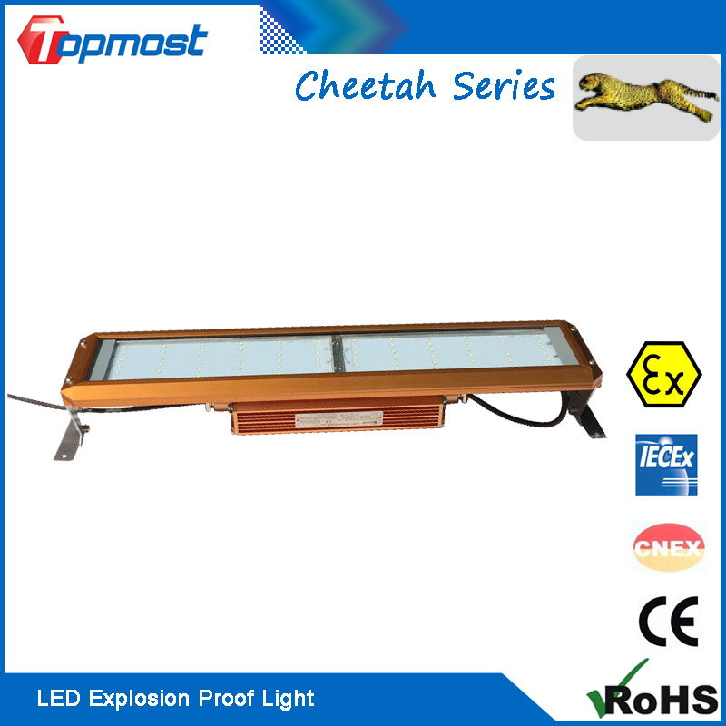 600mm Linear LED Explosion Proof Light Fixture 36W