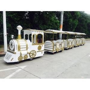 Palace Trakless train