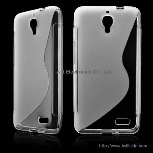 Alcatel One Touch IDOL TPU Case