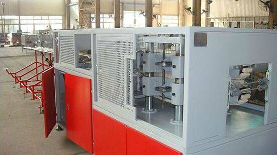 PVC UPVC CPVC Double Pipe Extrusion Line/PVC Double Pipe Production Line